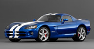 Dodge Viper SRT 10 Coupé 2008